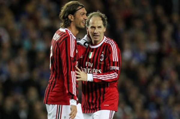 Deretan Legenda Pemain Bola di Liga Italia
