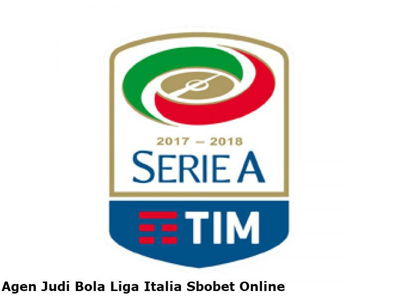 judi bola liga italia Sbobet online