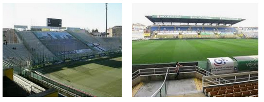 Stadion Ennio Tardini Liga Italia