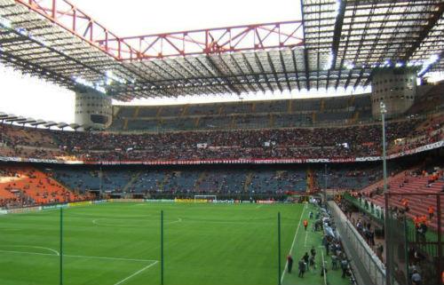 Stadion tertua di Liga Italia
