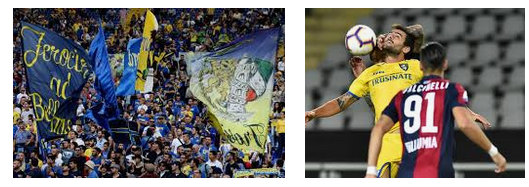 Tim sepak bola liga italia Frosinone